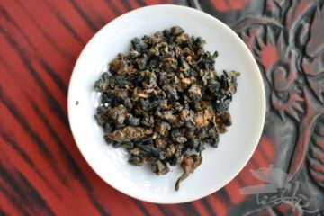 Dry GABA Tea Leaves