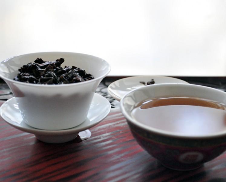 Steeping GABA Tea