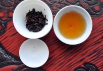 First Steep of GABA Tea
