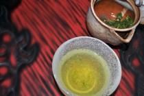 Color of First Flush Sencha Tea