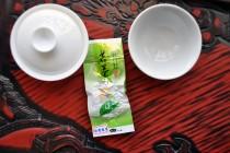 GABA Tea Package and Gaiwan