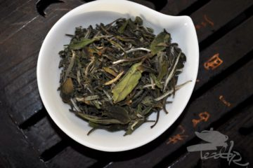Dry BaiMuDan Tea Leaves