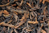 Pu-erh Dór Dry Tea Leaves