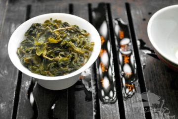 Fourth Steep of Shi Zuo Oolong