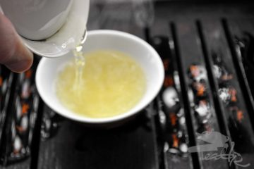 Pouring Fourth Steep Infusion