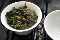 Second Steep, Infusing Oolong