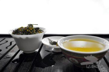 Fifth Steep of Taiwanese Oolong