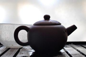 Tie Guan Yin Tea Pot