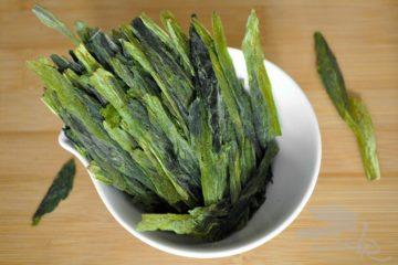 Tai Ping Hou Kui Dry Tea Leaves