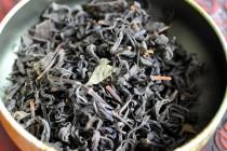 Japanese Black Oolong Dry Leaves