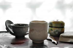 Brewing Organic Miyazaki Oolong-Black Tea Sakimidori