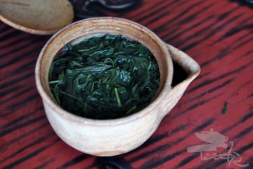 2nd Steep of Sencha