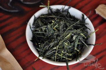 Dry Sencha Dark Leaves