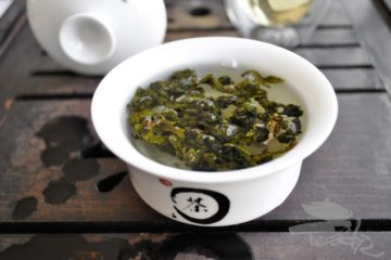 1st Steep of Oolong