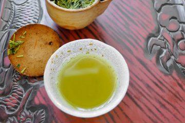Green tea indeed
